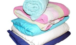 Clean, fresh fabrics in bed don't just feel good, they also help keep the mattress itself cleaner.